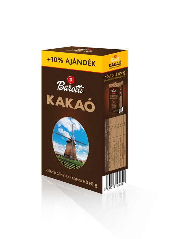 Hungaro Impex Ltd  --> Import and distribution of